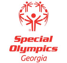 Special Olympics Georgia logo