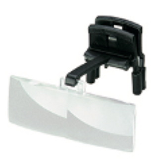 Clip-On Magnifier